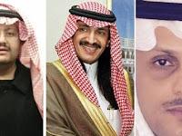 Ini Kronologis Misteri Tiga Pangeran Arab yang Hilang Sejak Dua Tahun