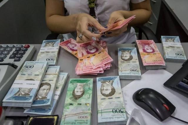 Gobierno ha gastado al menos Bs 6.700 mil millones en bonos desde enero