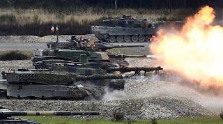 Lomba Tank Eropa