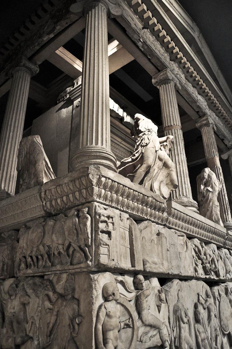 The Parthenon, The British Museum, London, UK