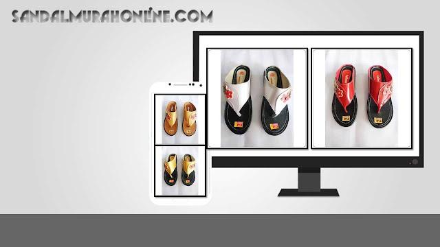 Suplier Sandal wanita Callena model Japit Harga Langsung Dari Pabrik