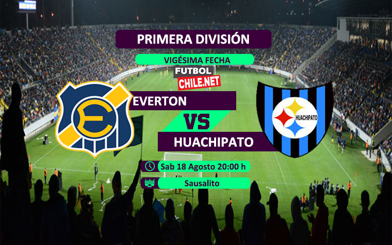 PREVIA: Everton vs Huachipato