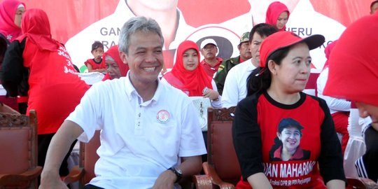 Tekanan PDIP ke Ganjar: Dipersilakan Keluar hingga Disiapkan Sanksi