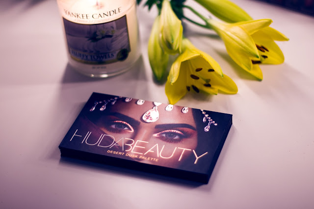 Make-Up, Huda Beauty, New In, Huda Beauty Dessert Dusk