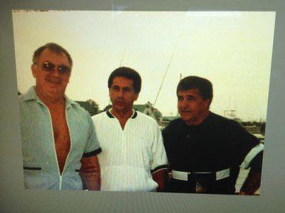 Bobby Ross, Anthony Casso, Vic Orena
