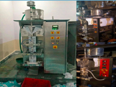 How do automatic water pouch packing machine and sealing machines work?