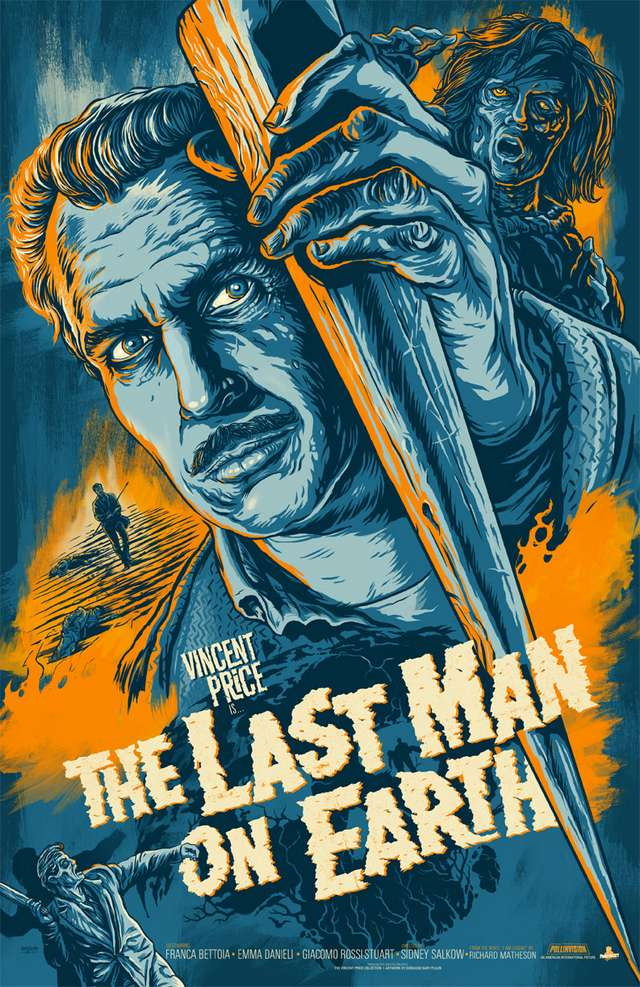 The Last men On Earth (1964)