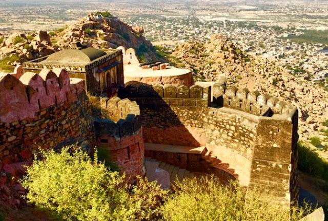 Jalore Fort  Tourist Attraction Place Jalore Rajasthan