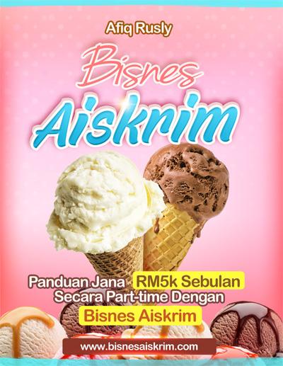 Ebook Malaysia - Bisnes Aiskrim