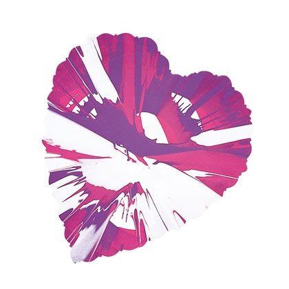 Spin Heart Art