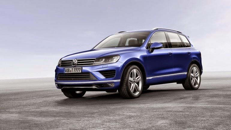 Volkswagen Touareg 2015 отзывы владельцев