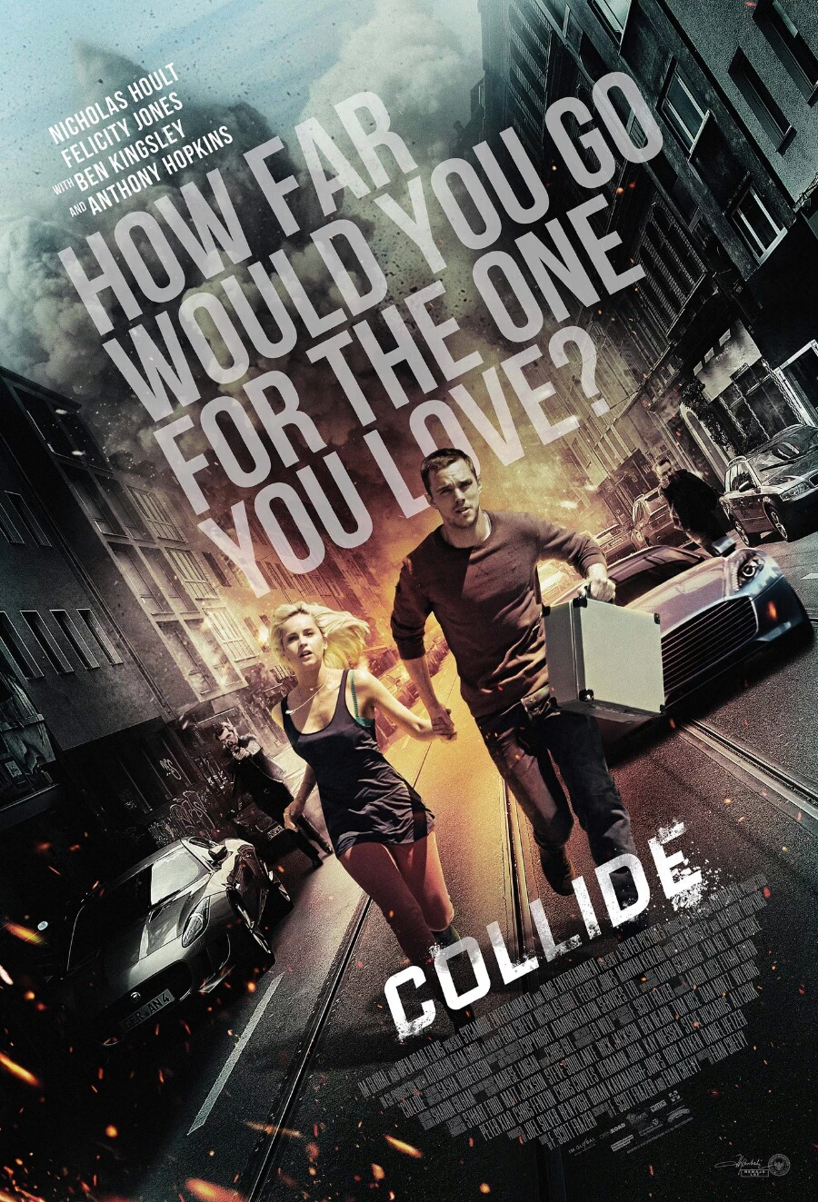 Nonton Film Collide ( 2016 ) sub indo