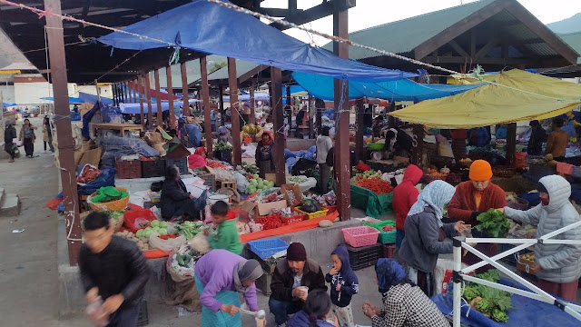 Paro Bazaar