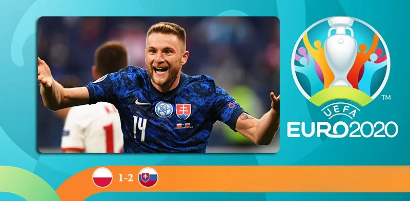 Poland vs Slovakia – Highlights