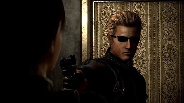 Wesker Resident Evil