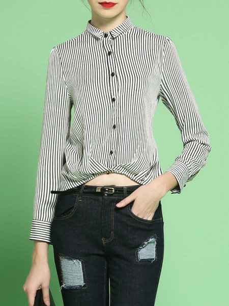 https://www.stylewe.com/product/black-stripes-shirt-collar-work-cropped-top-63072.html