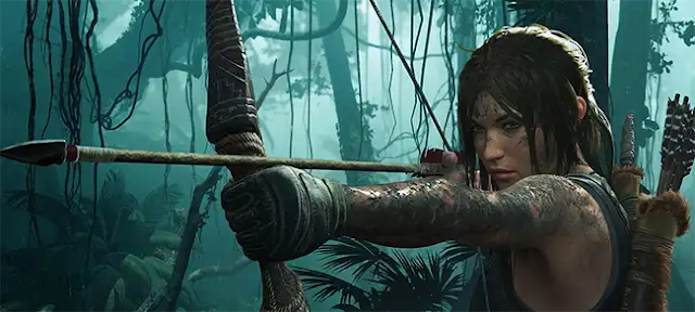 "Anime about Lara Croft and ""Skull Island"" are in development"