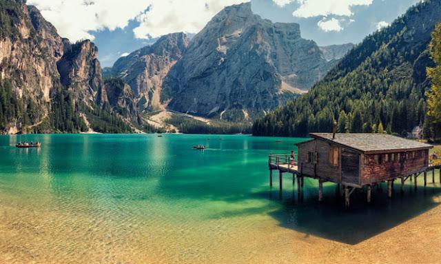 Quale e' il lago italiano che ti piace di piu' ?
