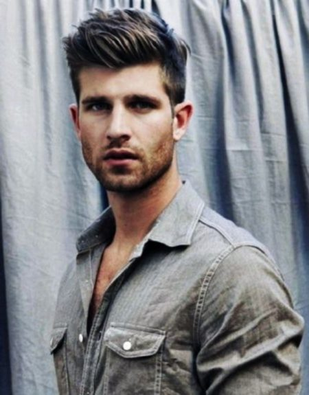 mens haircuts for oblong faces Good for Changing Appearance