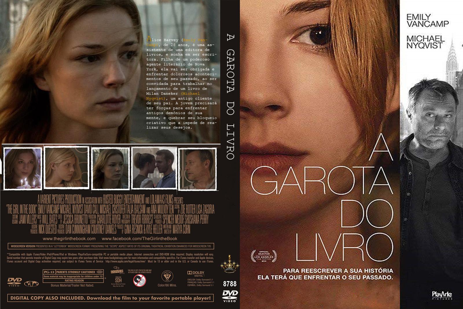 A Garota do Livro DVD-R A 2BGarota 2Bdo 2BLivro