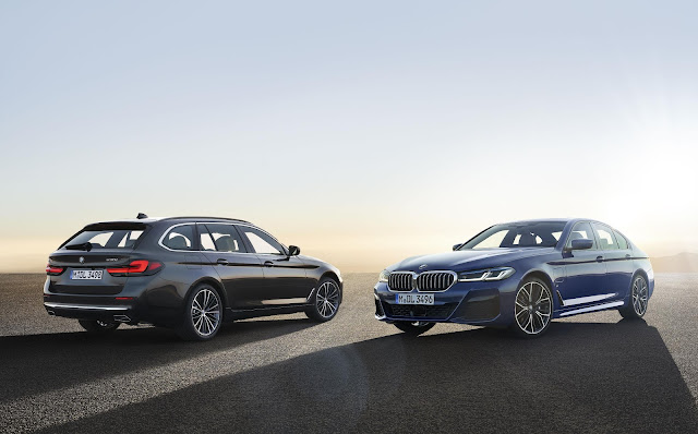 The new BMW 5 Series 2020