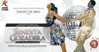 Bendita Gozadera 2018: Salsa y Bachata