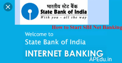 How To Create SBI NET BANKING ONLINE REGISTRATION