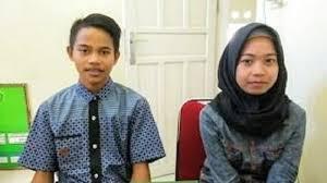 Sepasang Siswa SMP Minta Nikah Muda Dikabulkan Pihak KUA, Alasannya Bikin Geleng-geleng Kepala