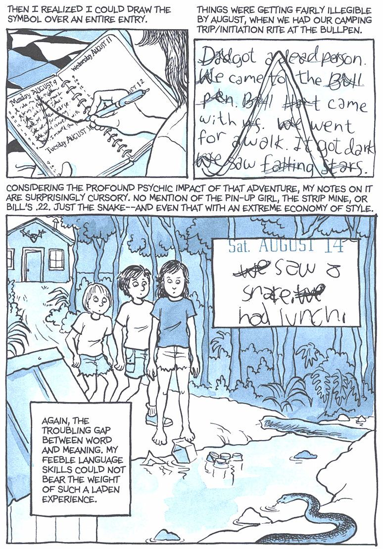 Read Fun Home: A Family Tragicomic - Chapter 5, Page 22