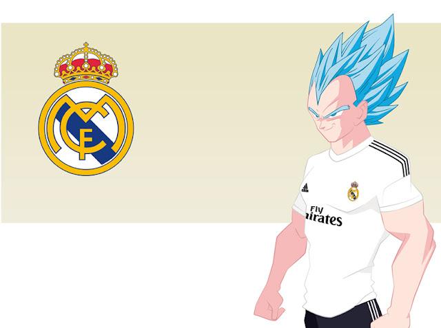 European Club Football Vs. Dragon Ball Z (Gallery)