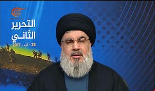 السيد نصر الله للعراقيين: أخوّتنا لن تتزعزع ولم نتوانَ عن قتال داعش في أي مكان