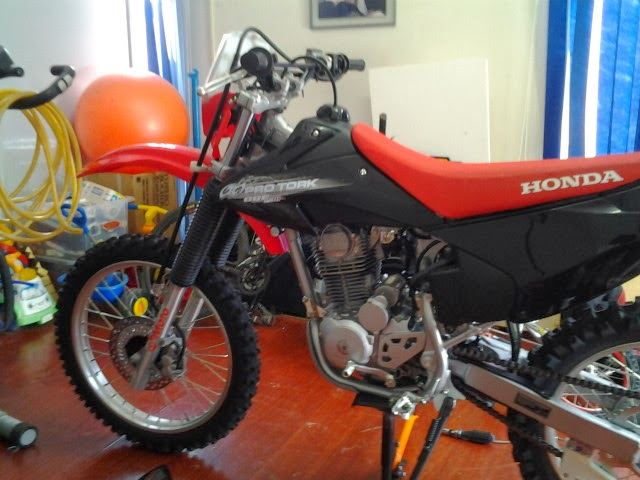 Project CRF 230 F: 2013