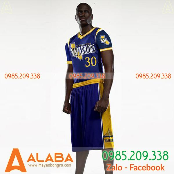 Áo bóng rổ nam có tay chất lừ