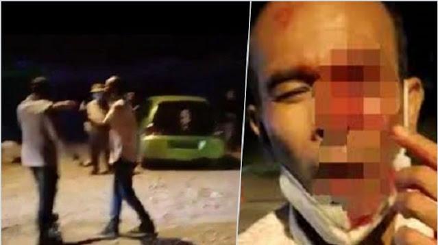 Video Pria Bersimbah Darah Ngaku Ditusuk Petugas PPKM Solok-Padang, Ini Kata Polisi
