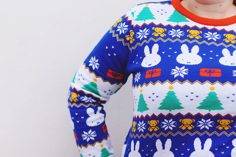 Dick Bruna Christmas Jumper