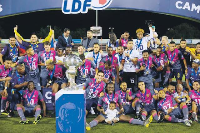 Atlético Pantoja se corona campeón del fútbol dominicano