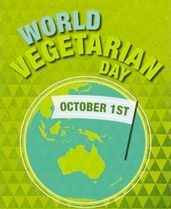 World Vegetarian Day Wishes