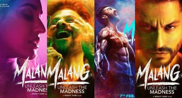 Malang Dialogues Trailer Malang Posters Aditya Disha Patani Anil Kapoor Kunal