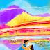 Honeymoon - A Quick painting