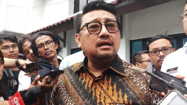 PD Tepis Moeldoko, Sebut Pertemuan 'Kudeta' Terjadi di Hotel Berbintang