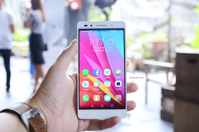 Huawei Honor 7 Launched in Malaysia