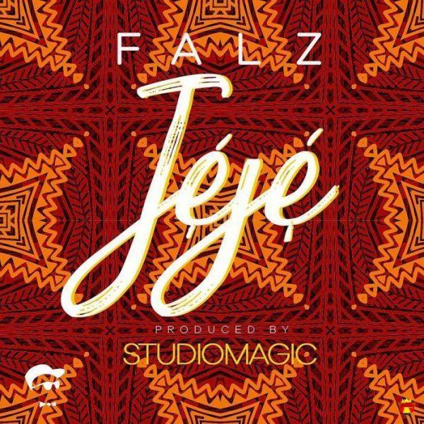 Download Audio Music/Video Music: Falz - jeje