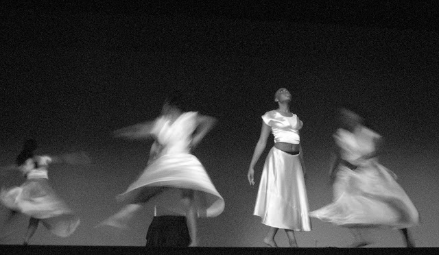 Lincoln University dance recital, Jefferson City, Missouri. April, 2010.