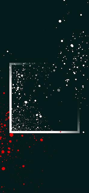 wallpaper per Iphone, sfondo nero