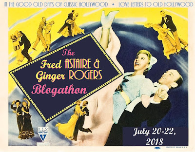 The Fred Astaire and Ginger Rogers Blogathon has arrived!