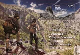 CENTENARIO DEL PARQUE NACIONAL MONTAÑA DE COVADONGA