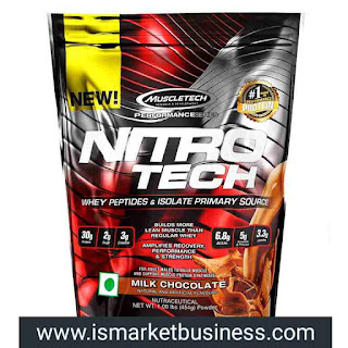 Muscles tech nitrotecu protein