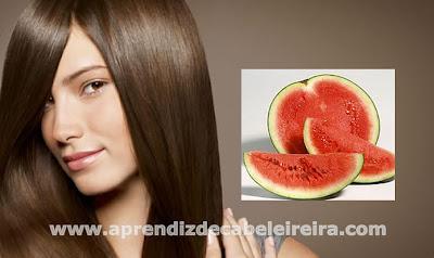 relaxamento de melancia