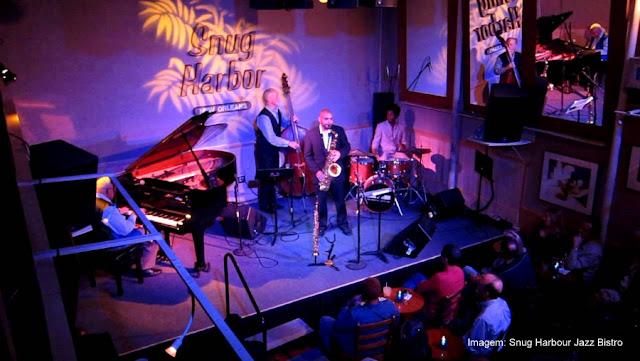 Snug Harbour Jazz Bistro, Nova Orleans