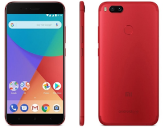 Spesifikasi dan Harga Xiaomi Mi A1 Terbaru 2018